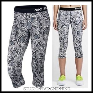 NIKE Pro Heights Vixen 3/4 Crop Tights